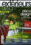 Magazine France Design Exterieur